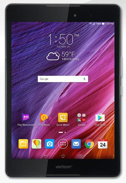 Asus Zenpad Z8 — 8-дюймовый планшет на платформе Qualcomm Snapdragon 650