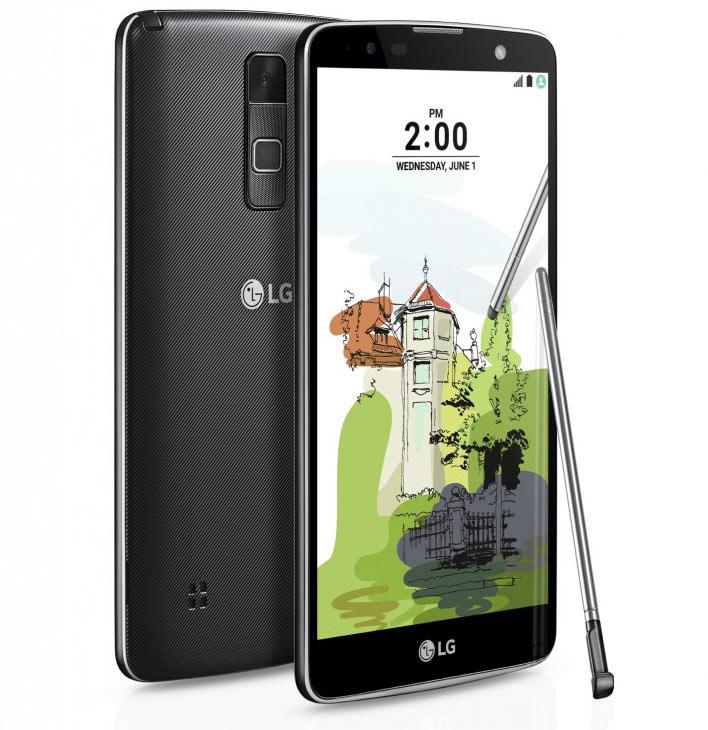 Представлен смартфон LG Stylus 2 Plus