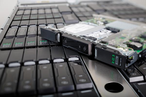 По подсчетам IDC, рынок серверов в первом квартале 2016 года сократился на 3,6%