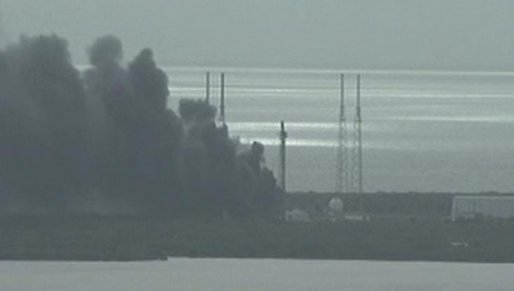 SpaceX назвала предварительные причины недавнего взрыва ракеты Falcon 9