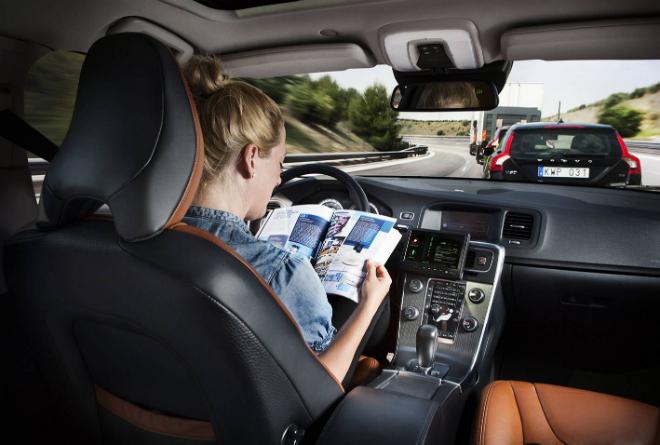 Штат Мичиган намерен разрешить движение беспилотных автомобилей даже без водителя за рулём