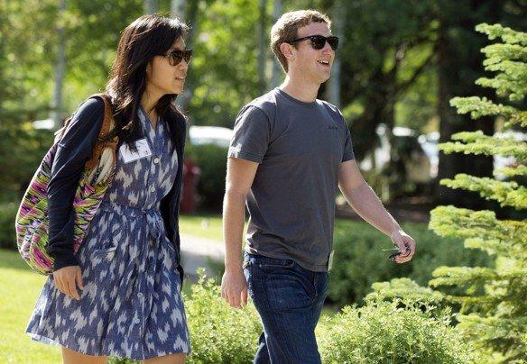 Марк Цукерберг и Присцилла Чан объявили о запуске проекта по борьбе с различными заболеваниями