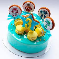 Торт а день рождения