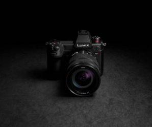 Камера Panasonic S1H будет оснащена стабилизатором изображения