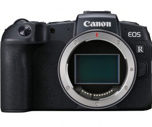 Беззеркальной камере Canon EOS R L приписывают разрешение 75 Мп