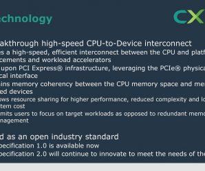 AMD присоединяется к консорциуму CXL