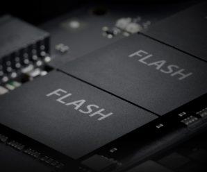 Снижение контрактных цен на флеш-память NAND замедляется