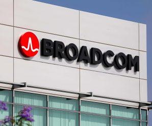 Чистая прибыль Broadcom за год уменьшилась на 40%