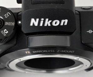 Камера Nikon Z1 будет оснащена вспомогательным экраном возле байонета