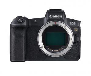 Появились основные спецификации и цена камеры Canon EOS Ra