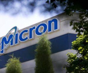 Квартальный доход Micron за год сократится более чем на миллиард долларов