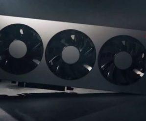 AMD Big Navi — никакой не убийца Nvidia. Производительность этой видеокарты — на уровне GeForce RTX 2080 Ti