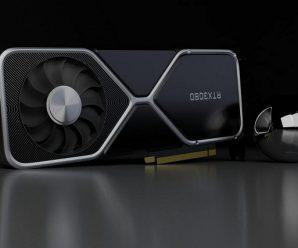 Видеокарты GeForce RTX 3000 могут представить уже через месяц