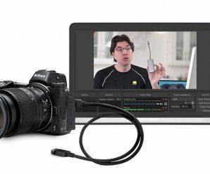 Вышла бета-версия программы Nikon Webcam Utility, позволяющей использовать зеркальные и беззеркальные камеры Nikon как веб-камеры