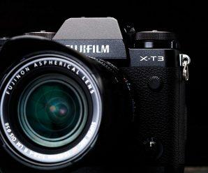 Камера Fujifilm X-T3 может фокусироваться быстрее и точнее