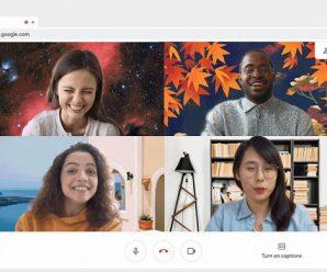Google Meet, наконец, нагнал сверпопулярный Zoom по одному из параметров. Пользователям разрешили настраивать фон